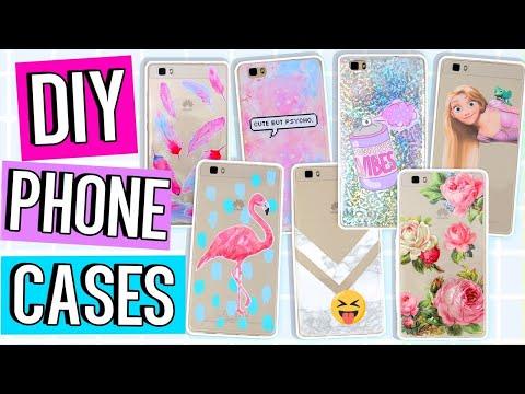 10 AMAZING EPOXY PHONE CASE IDEAS