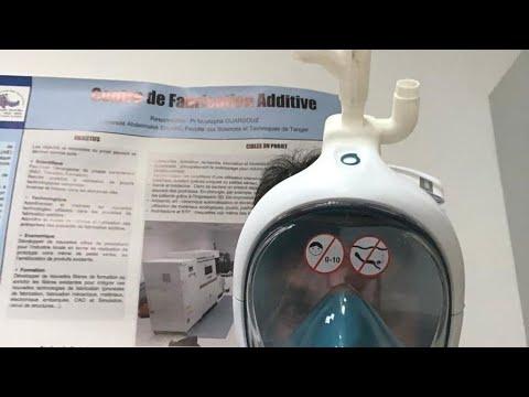 -الهندسة ضد كوفيد-19-، تحالف متطوعين في المغرب لإيجاد حلول ضد فيروس كورونا  - نشر قبل 2 ساعة