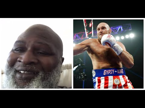 'I THOUGHT FURY WAS GARBAGE, I WAS WRONG' -JAMES TONEY/ RIPS WILDER 'GOT A** HANDED TO HIM' /AJ-FURY