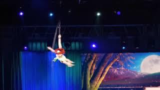 Disney on Ice 2019 - Princess Medley - Merinda, Tiana, Snow White, Ariel, Mulan, Jasmine, Rapunzel