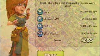 Clash of Clans-Puolustuksia