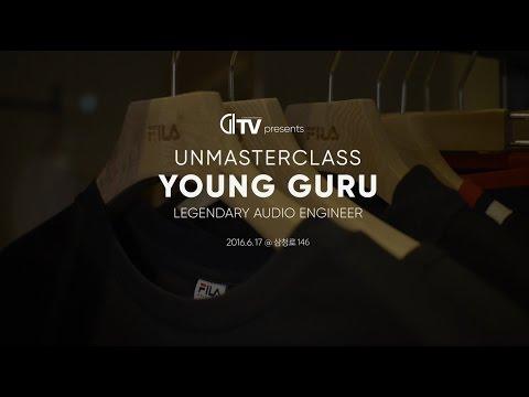 Unmasterclass : Young Guru