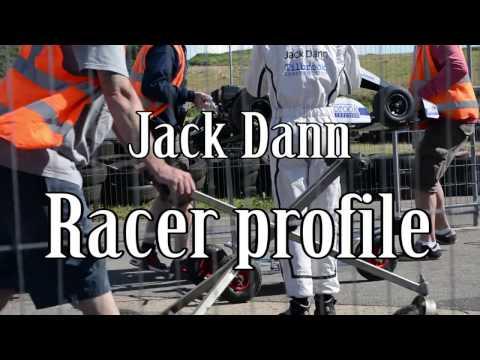 Jack Dann: Racer Profile