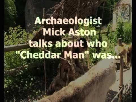Cheddar Man and Cheddar Gorge