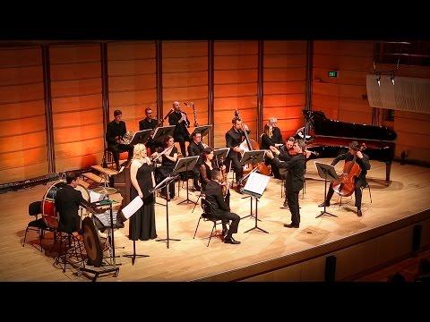 Mark Isaacs (b1958) Chamber Symphony (World Premiere)