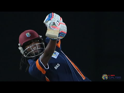 Six and Out: Stafanie Taylor   #CPL15