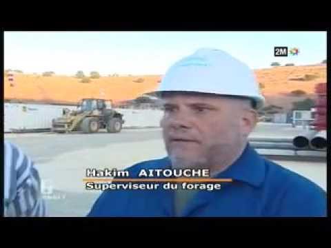 Forage pour le Gaz à la Commune Mejji- الحفر عن الغاز بجماعة مجي/حوض الصويرة-سراب في سراب