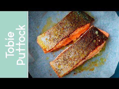How To Cook Crispy Skin Salmon