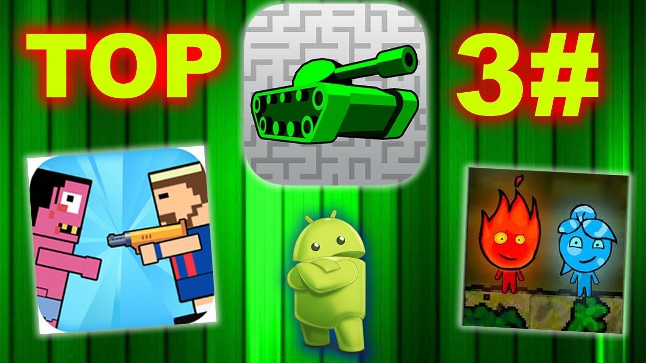 TOP #3 Juegos 2 Jugadores Para Andoroid [PARTE 4]