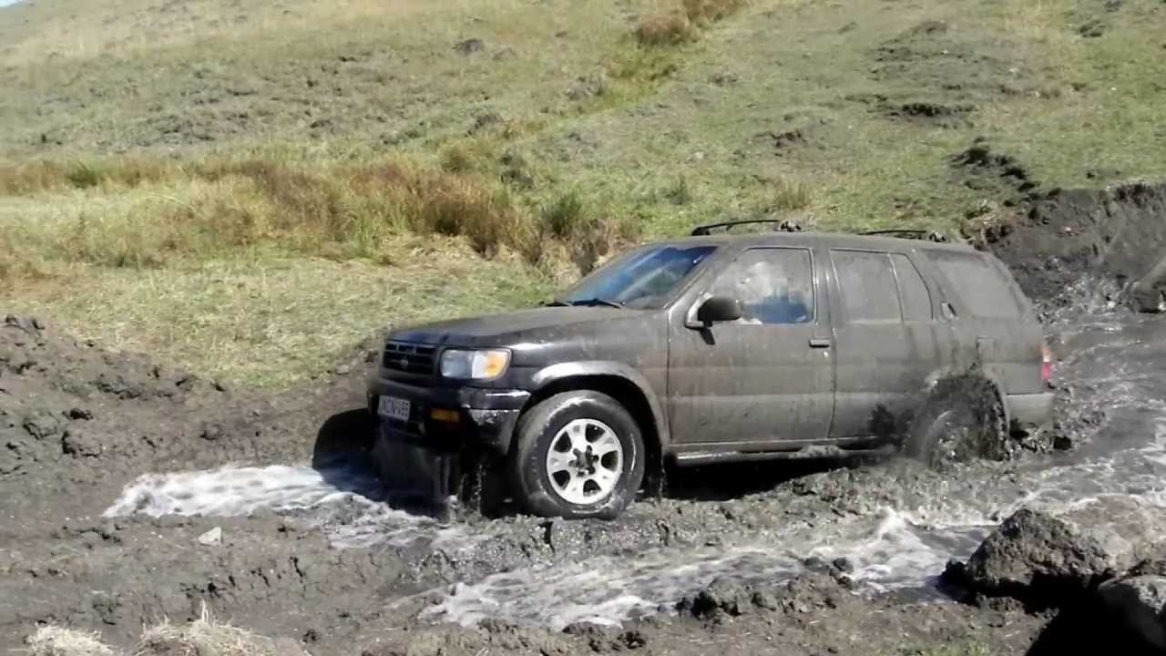 Nissan pathfinder 1998 off road mudboy driver vasil burduli georgia youtube
