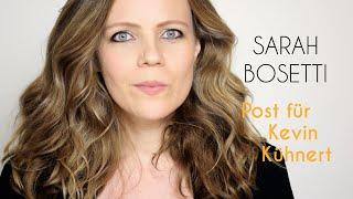Post von Sarah Bosetti – Folge 19: Post für Kevin Kühnert