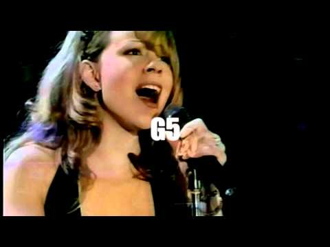 (HD) Mariah vs. Christina Aguilera  Live Note By Note (C3 - Bb6)
