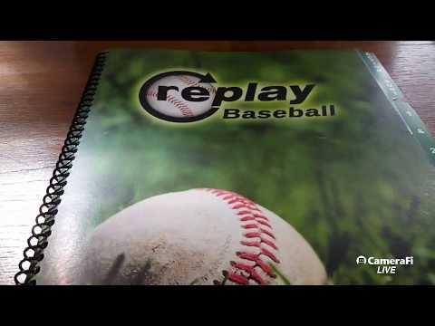Replay Baseball 1975 Opening Day Philadelphia @ New York (Carlton vs Seaver)
