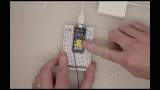 Video #1 - Building our First IoT Product using Particle Workbench, Xenon, Argon and Mesh Networking