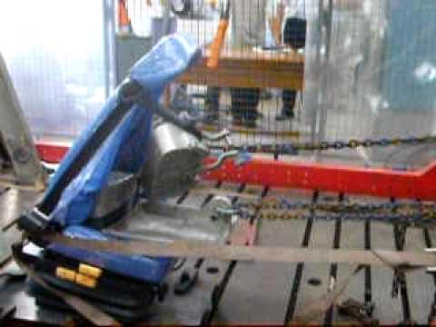 Seat Amp Belt Anchorage Testing Youtube