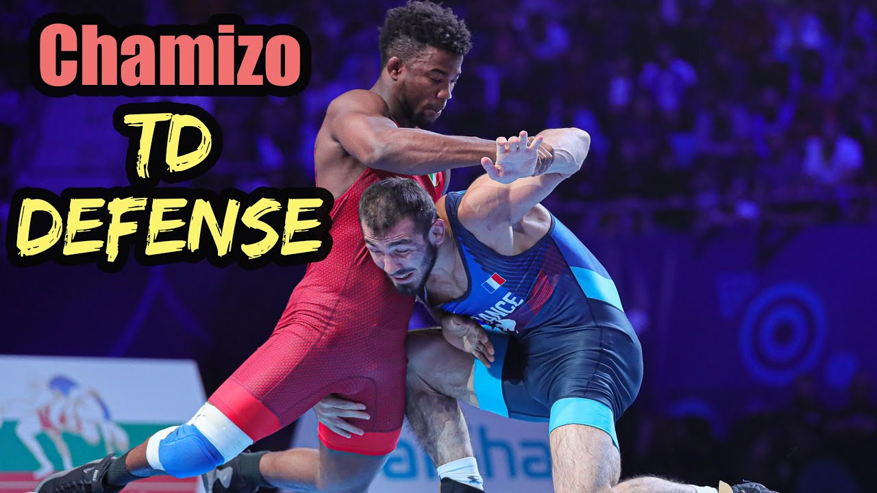 People Trying (& Failing) to Take Chamizo Down: 2019 Worlds Edition