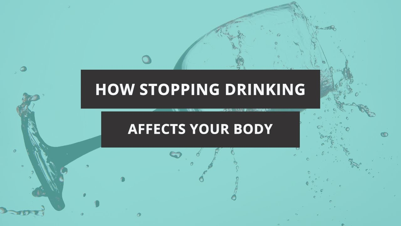 What Happens to Your Body If You Stop Drinking | Serenity at Summit
