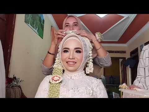 Cara Hijab Pengantin Cara Hijab Pengantin