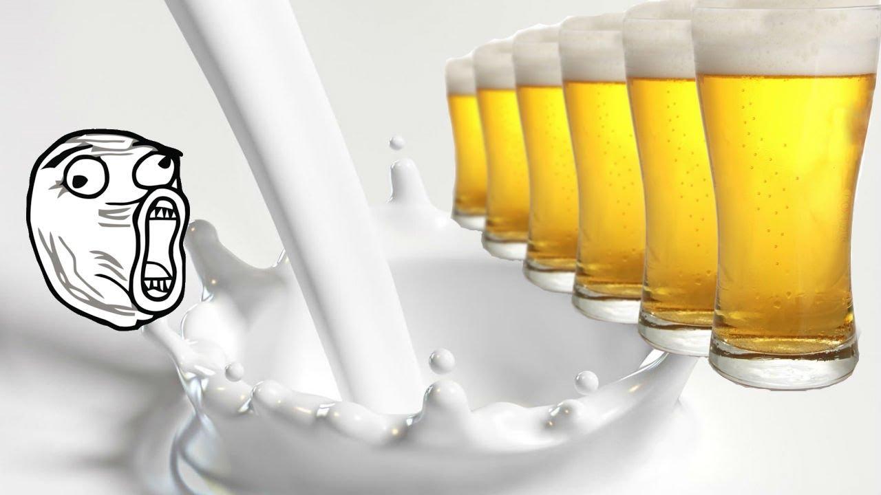 Fajowe piwo #12 Mleczne piwo Uszapina