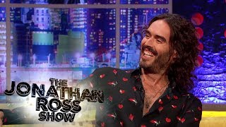 Russell Brand On The Realities Of Childbirth - The Jonathan Ross Show