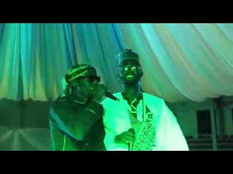 Download Ruwan zuma live performance Nazifi and Ali jita