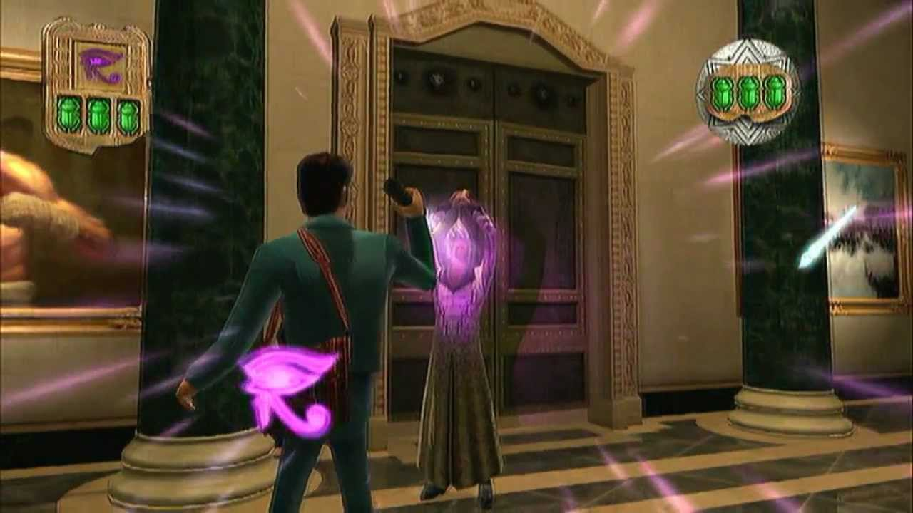 Night At The Museum 2: The Video Game - New York Museum of ...