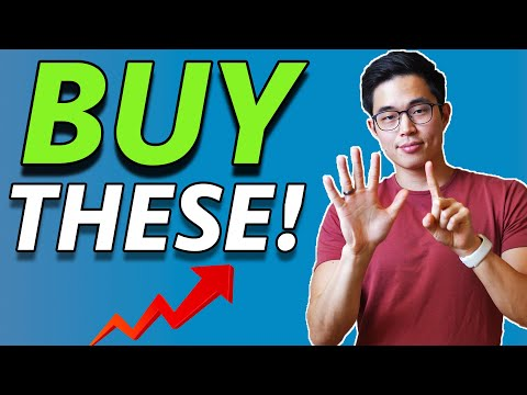 The 6 TOP Stocks To Buy in January 2021 (High Growth)