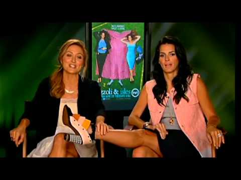 AM NORTHWEST INTERVIEWS ANGIE HARMON  & SASHA ALEXANDER