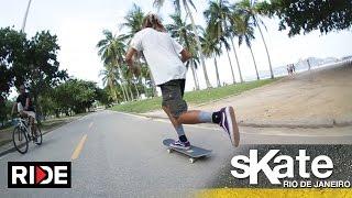SKATE Rio de Janeiro with Sergio Santoro