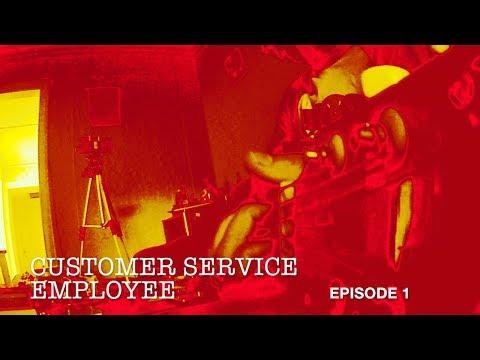 Customer Service Employee: Episode 1: Alec C. Hill