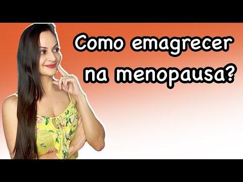 como perder peso menopausa