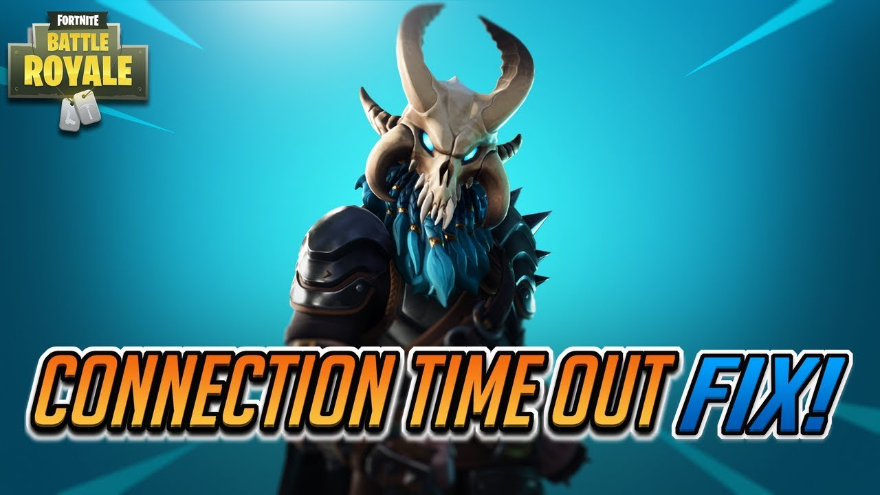 fix fortnite connection timeout issues 4 solutions - internet speed for fortnite