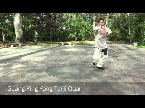 Guang Ping Yang Tai Ji Quan Tai Chi Chuan