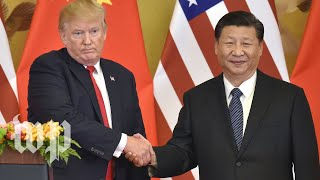 Trump tweets China will do the 'right thing' on trade