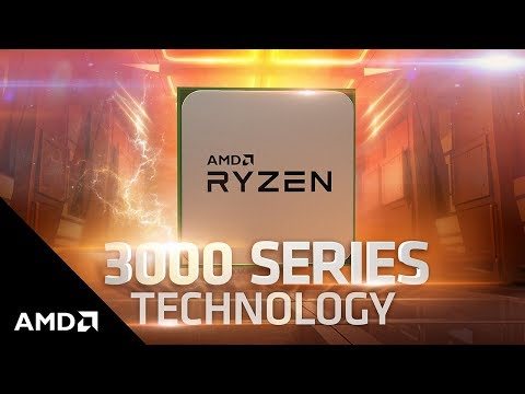 AMD Ryzen 5 3600X Box