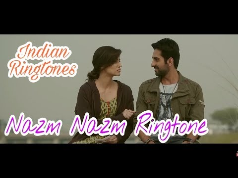 Nazm Nazm Song Ringtone Download Link In Description | Bareilly Ki Barfi |