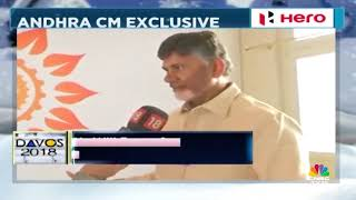 Sri NCBN sir interview with CNBC TV18