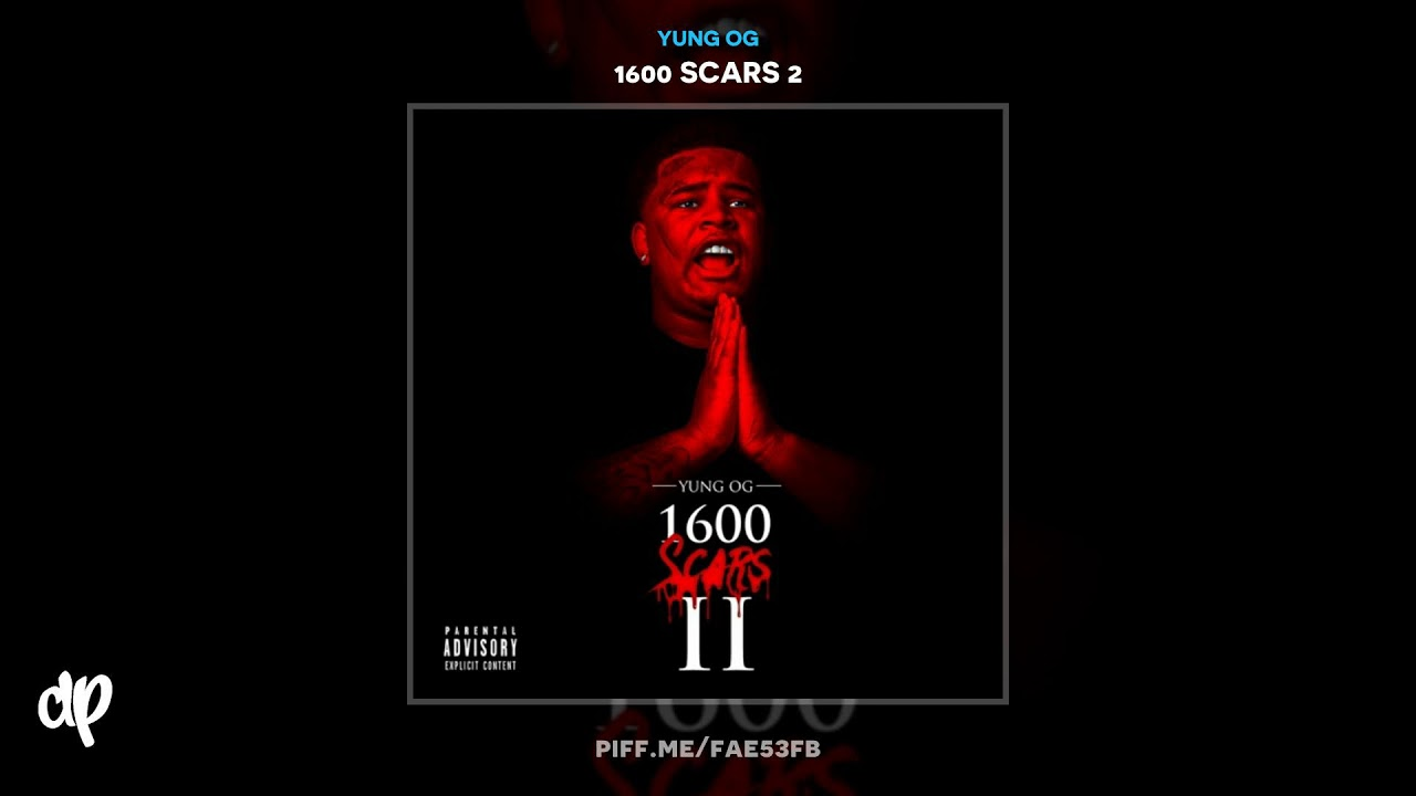 Yung OG — Streets Raised Me feat NoCap [1600 Scars 2]