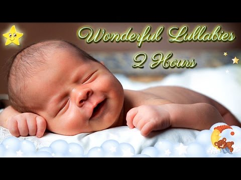 Thumbnail: 2 Hours Super Relaxing Baby Music ♥♥ Most Soothing Bedtime Lullaby No. 9 ♫♫ Cute Smiling Baby Asleep