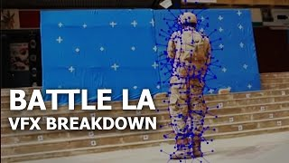 Battle LA Breakdown (Winner of the 24 FPS International Animation Award - 2012)