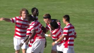 Highlights: Dayton Men's Soccer vs VCU A-10 Championship