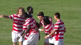 Highlights: Dayton Men's Soccer vs VCU A-10 Championship