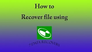 How to Recover permanently deleted file