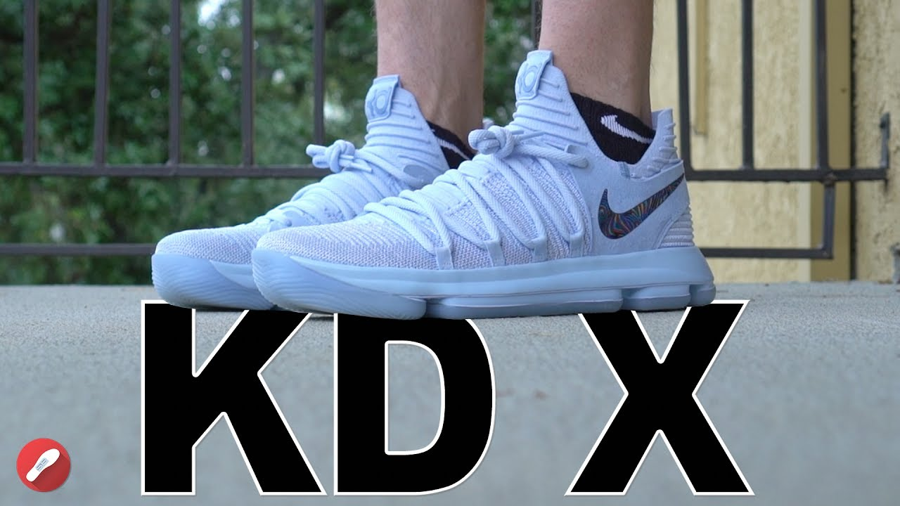 buy popular 13a48 c0e77 Nike Kd X (10) First Impressions!