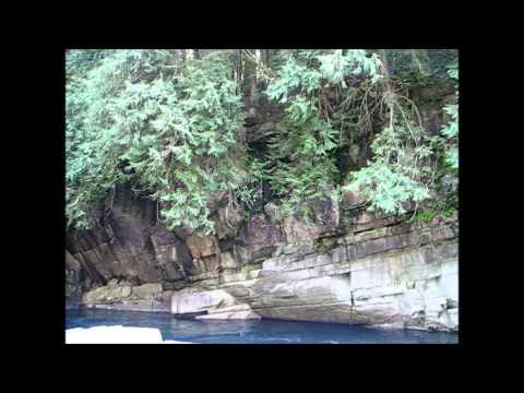 Cliff Jumping Eagle Falls