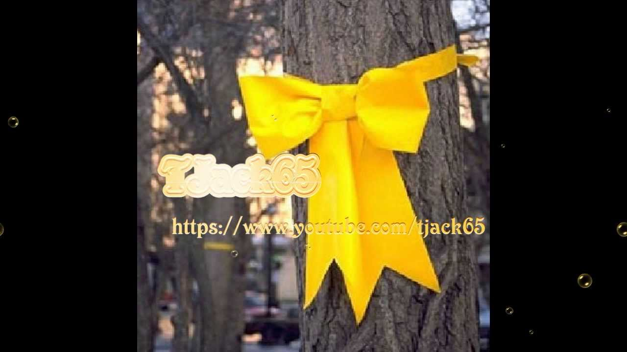 Tie a Yellow Ribbon: While We Are Apart