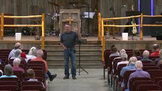 CCEC, July 28, 2021, Associate Pastor Gene Ruggles