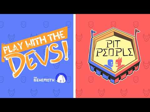 Play with the Devs: Pit People Steam (Full Version)