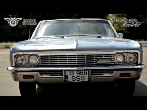 Retro American Muscle Cars 2015 - official trailer