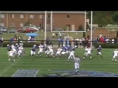 Urbana University Football Offensive Highlights 2010 - YouTube